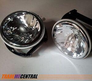 RH Right Fog Light Spot Driving Lamp Ford Falcon BA BF XR6 XR8 Pair LH Left