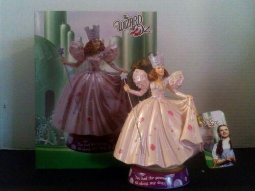 "Hallmark The Wizard Of Oz Glenda Figurine /""You had the power all along my dear/"""