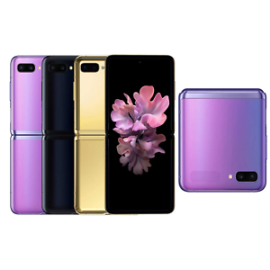 "Samsung Galaxy Z Flip  F700 256GB/8GB GSM Unlocked 6.7"" 12MP+12MP Smartphone"