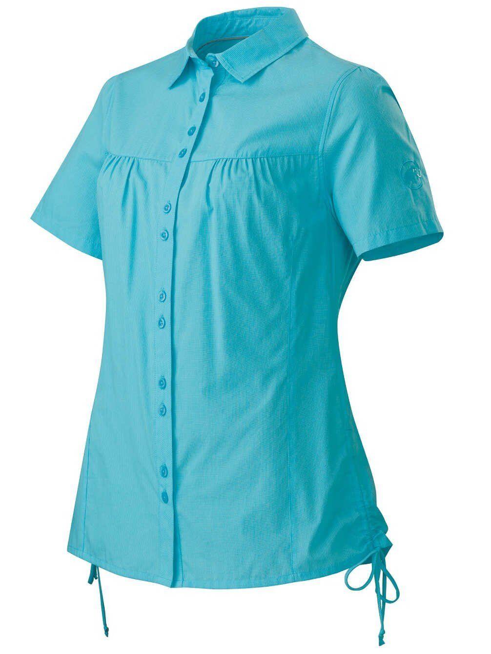 MAMMUT valyn Camicia Donna Blusa facilmente geruchsbeutral facile da pulire UVP