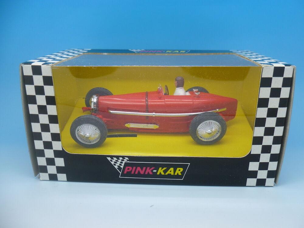 PINK-KAR CV017 Bugatti Type 59 Grand Prix (red)