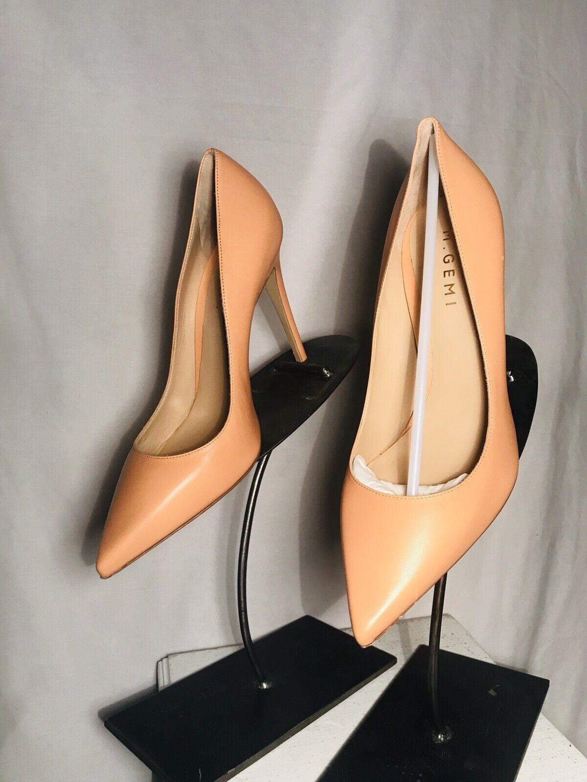 fino al 70% di sconto donna's  278 278 278 M. Gemi The Cammeo Peach Napa Pumps Heels  Dimensione 8.5M  economico e di alta qualità