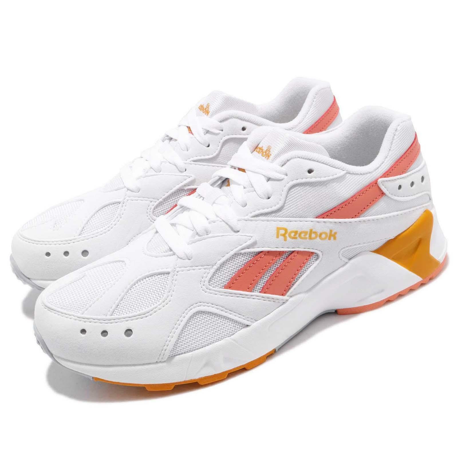 Reebok AZTREK White Stellar Pink gold Men Running Lifestyle shoes  Sneaker DV4276  fantastic quality
