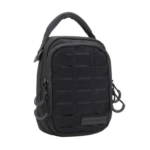 NiteCore NUP20 Tactical Daily Pouch CORDURA Gear Storage Carry Bag Molle System