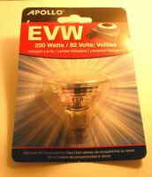 Apollo Enx 250w 82v Overhead Projector Replacement Lamp (enx-14210)