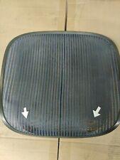 Herman Miller Aeron Chair Seat Mesh Blue Pellicle With Blemish Size B 516