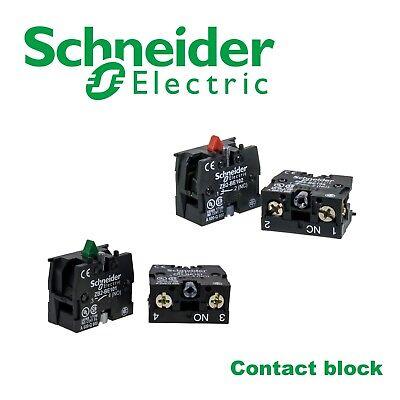 NO; ZB2-ВE102 NC  Contact Blocks Details about  /SCHNEIDER ZB2-ВE101