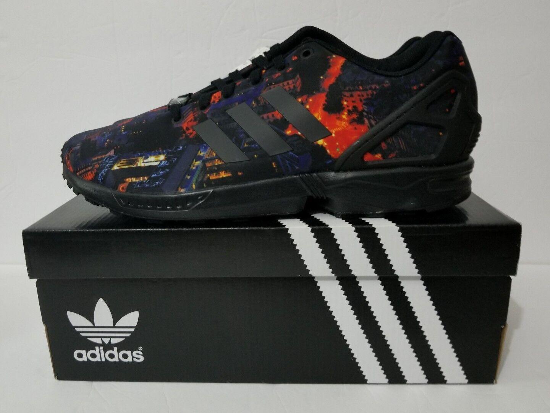 Nuevo adidas Pack Hombre Originals ZX flujo Pack adidas ciudad a Paris b34262 Zapatos SZ 11 304fb4