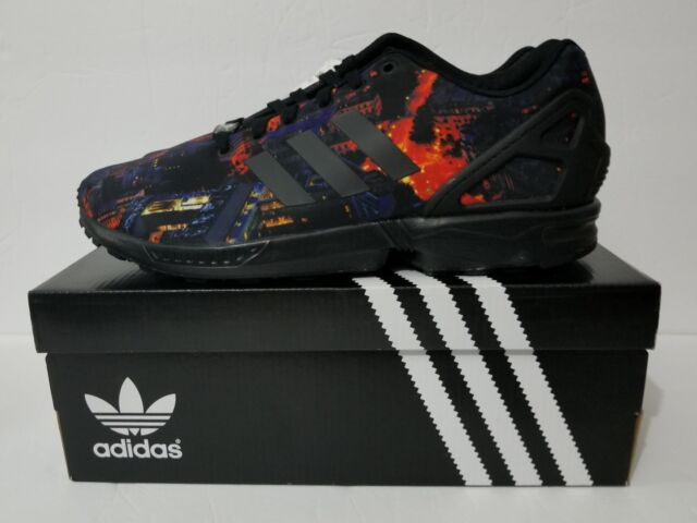 de425e296 ... good new adidas mens originals zx flux city pack a paris b34262 shoes  sz 11.5 1acb4