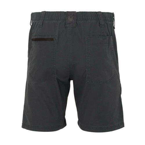 Mens Cotton Rich Stretch Casual Summer Pockets Holiday Regular Fit Shorts