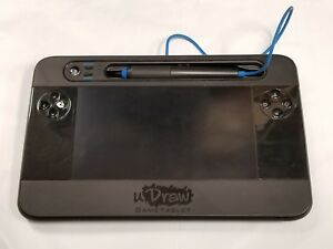 Udraw Playstation 3 Ps3 Black Drawing Tablet Tablet Only Thq Good