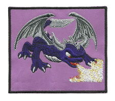 The Legend of Spyro Dawn of the Dragon Appliques Embroidery Iron on Patch