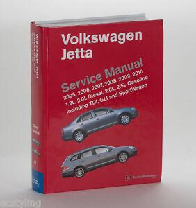 volkswagen vw jetta a5 mk5 bentley service repair manual vj10 06 07 rh ebay co uk vw mk3 bentley manual pdf vw bentley manual download