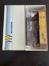 Walthers decals HO Refrigerator 1476 American Refrigeration Transit  black   H99