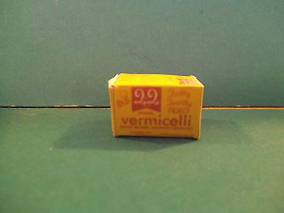 Barbie 1:6 Kitchen Food Miniature Handmade Box of Vermicelli Noodles
