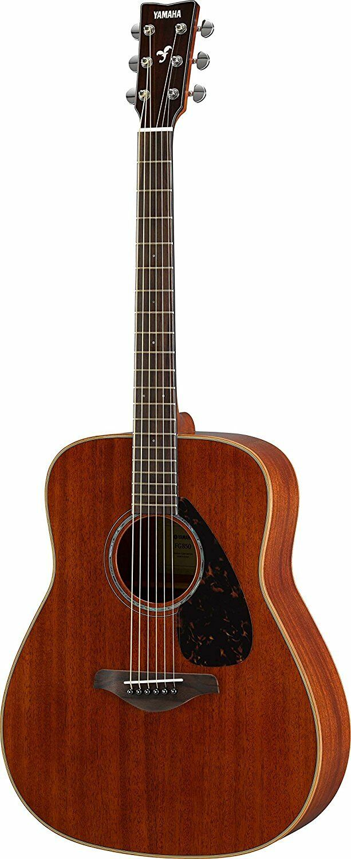 Yamaha Acoustic Guitar FG850 import Japan New