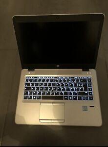 HP ELITEBOOK 840 G3 i5-6300U 16Go DDR4 256Go SSD NVMe FHD WIN 10 PRO AZERTY