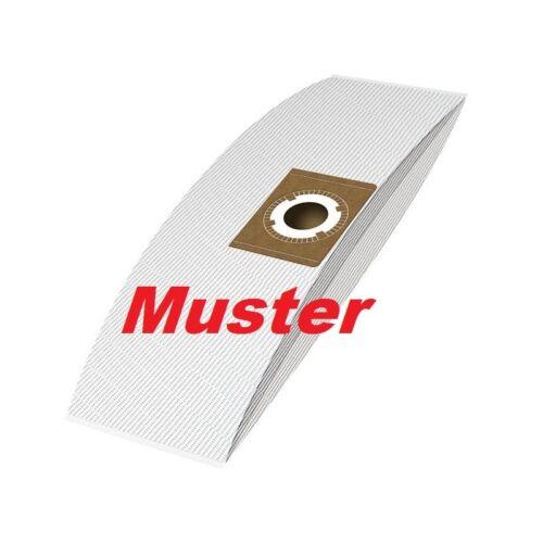Vlies Staubsaugerbeutel passend für Güde NTS 1250 l Fitertüten Dust Bags