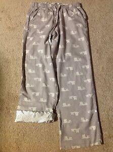 Misses-Aerie-Christmas-holiday-Pajamas-PJs-Size-S-Loungewear