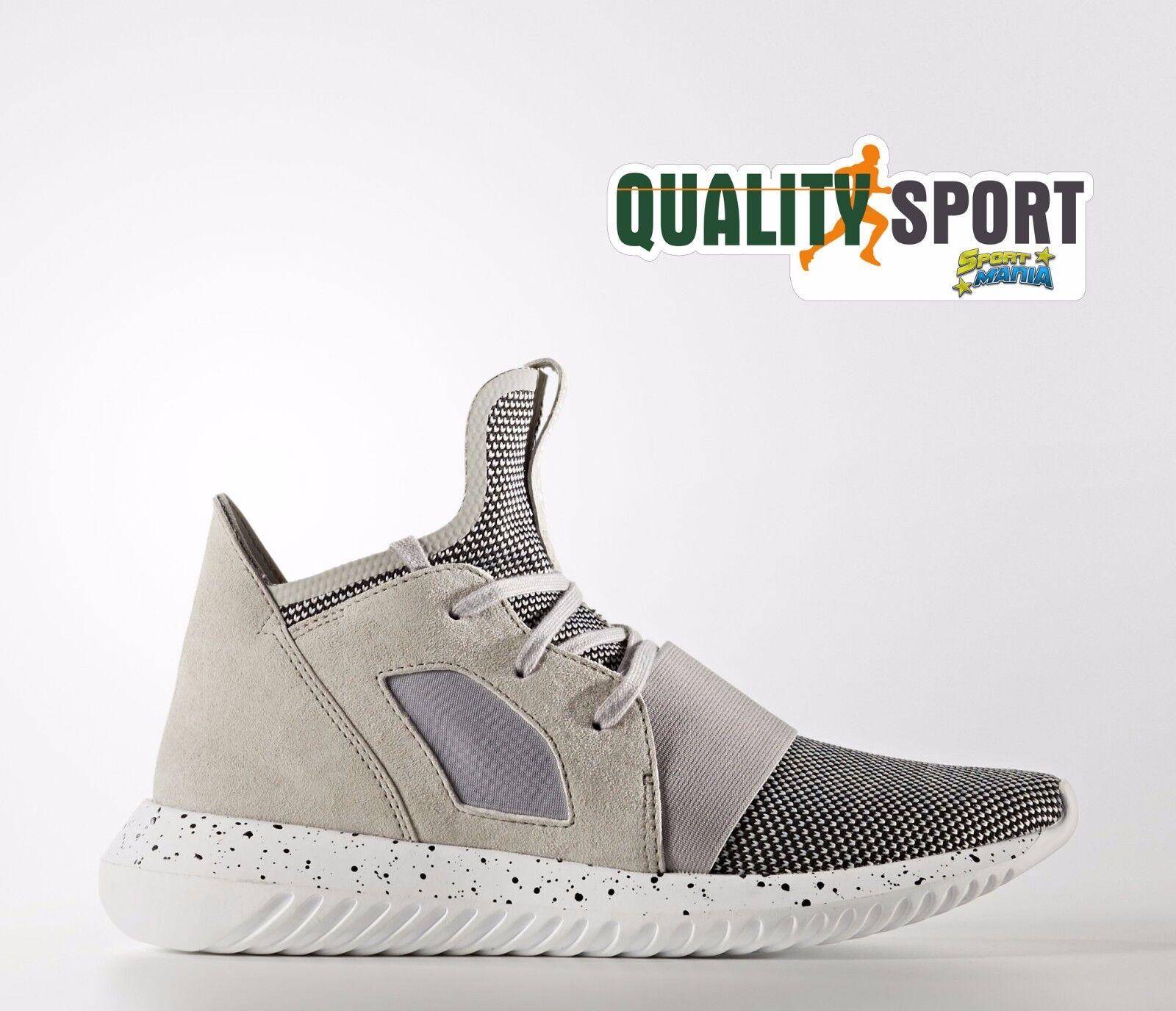 Zapatos promocionales para hombres y mujeres Adidas Tubular Defiant Grigio Ragazzo Scarpe Sportive Sneakers BB5117 Offerta
