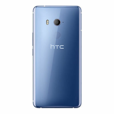 "HTC U11 Eyes Dual (FACTORY UNLOCKED) 64GB 6.0"" QHD 4GB RAM Black Blue Red"