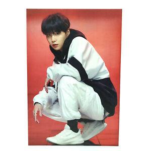 BTS × FILA SUGA 01 Official Photo Post Card Music KPOP