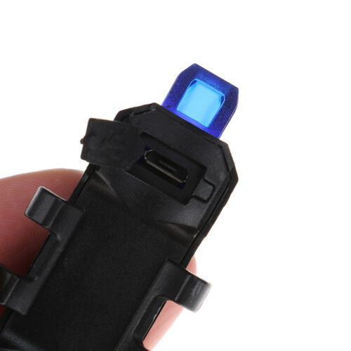 """5 Led Usb Rechargeable Bike Tail Light Bicycle Safety Cycling Warning/"""" RearFDBB"""