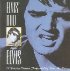 Elvis' Dad Sings Elvis by Ross McManus (CD, Jun-1997, Hallmark Music & Entertainment)