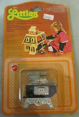 Creativo The Littles Doll's House 1794 Stufa Cucina Mattel Anni 70 80
