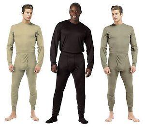 Military ECWCS Gen III Silkweight Long Underwear - Long John, Base ...