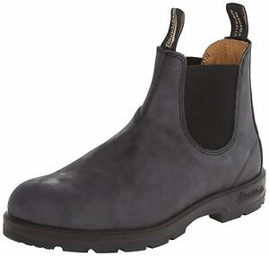 Unique Blundstone Women39s BLACK PREMIUM WATERPROOF LEATHER CASUAL Boots 566