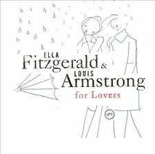 Ella & Louis for Lovers Ella Fitzgerald Louis Armstrong CD Jun 2005 JAZZ MUSIC