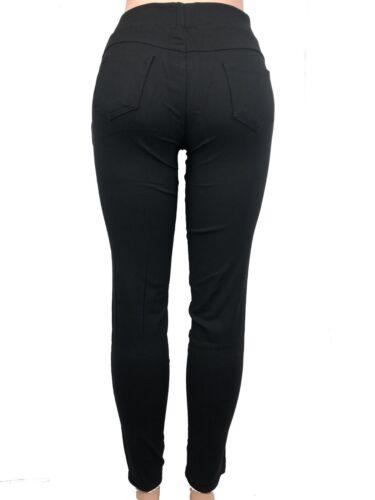 Women Fleece Lined Winter Warm Soft Pants w Pockets #2390
