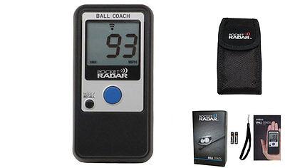 Pocket Radar Ball Coach Compact Speed Radar Device PR1000-BC *2-DAY SHIPPING*