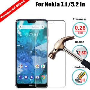 Para Nokia 2 Protección De Pantalla Protector de vidrio templado vendedor de Reino Unido