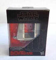 Star Wars Black Series Imperial Cargo Shuttle Sw-0608 Titanium Series -