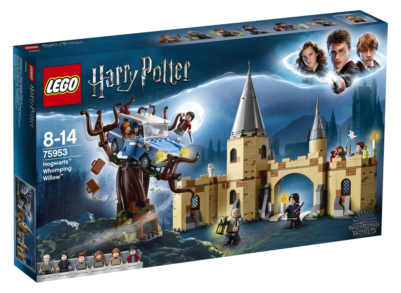 Lego Harry Potter Hogwarts Whomping Willow (75953) Brand New