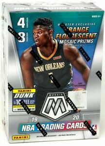 2019-2020-Panini-Mosaic-Basketball-Base-Inserts-amp-Parallels-Pick-From-List