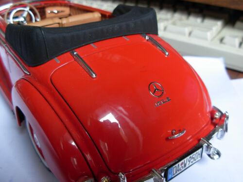 1//12 1//10 1//8 3D Relief Glanz Mercedes MB Kofferraum Stern trunk Logo Emblem