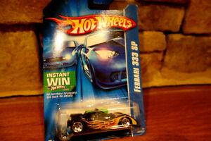 Hot-Wheels-Diecast-2006-Model-Year-Ferrari-333-SP-Rare-J8025