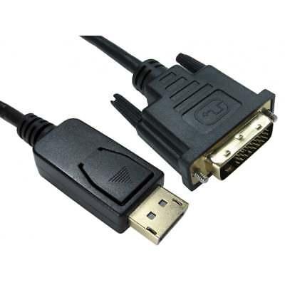 3m Displayport Zu Dvi-d Kabel 24+1 Stecker Zu M Monitor Adapter Kabel