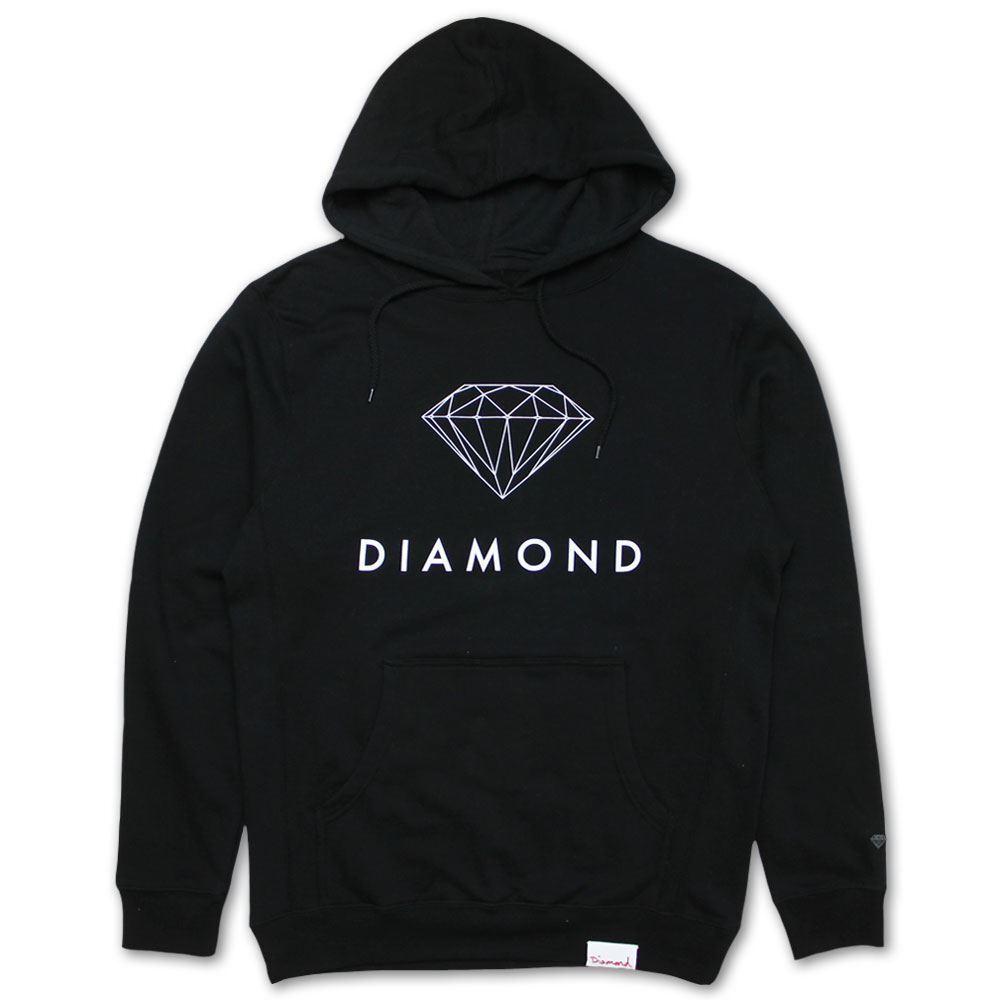 Diamond Supply Supply Supply Co Futura Sign Hoodie Schwarz 7613fe