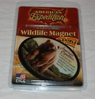 Grizzly Bear Wildlife Multi-purpose Magnet