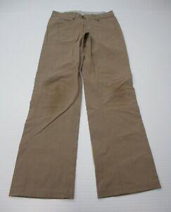 MOUNTAIN-HARDWEAR-Women-039-s-Size-4-Stretch-Twill-Tan-Wide-Leg-Tech-Hiking-Pants