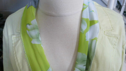 Smukke Lime of Stylish Xl Italy Jacket Størrelse Women's Desing NWT rrBnqwdaxO