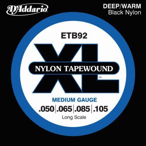 D'Addario ETB92 Set Bass / 50-105 Lungo