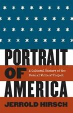 Portrait of America: A Cultural History of the Federal Writers'-ExLibrary
