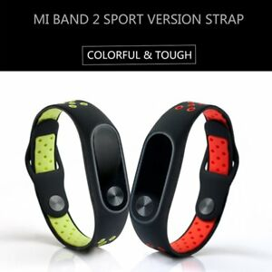 For Xiaomi 2 Mi2 Replacement Smart Watch Bracelet Band Strap Silicon Wristband