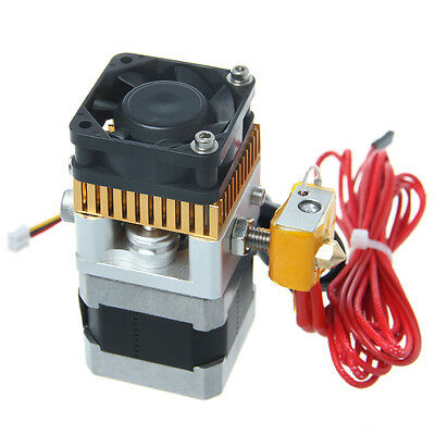 Upgrade MK8 Extruder single Head print head for 3D Printer Reprap Makerbot