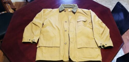 Duxbak hunting jacket size 44